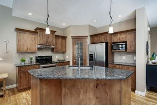Photo 5: 1058 PRAIRIE SPRINGS Hill SW: Airdrie Detached for sale : MLS®# A1032821