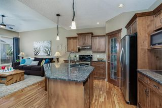 Photo 6: 1058 PRAIRIE SPRINGS Hill SW: Airdrie Detached for sale : MLS®# A1032821
