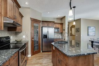 Photo 7: 1058 PRAIRIE SPRINGS Hill SW: Airdrie Detached for sale : MLS®# A1032821
