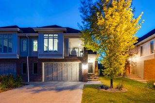 Main Photo: 72 WENTWORTH Square SW in Calgary: West Springs Semi Detached for sale : MLS®# A1037783