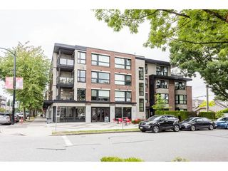 Photo 1: 404 2481 WATERLOO STREET in Vancouver: Kitsilano Condo for sale (Vancouver West)  : MLS®# R2517048