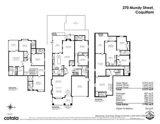 Photo 39: 270 MUNDY Street in Coquitlam: Central Coquitlam House for sale : MLS®# R2527056