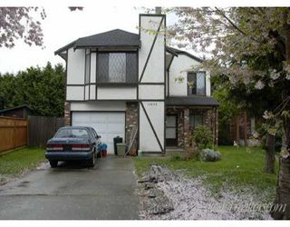 Photo 1: 10600 KOZIER DR in Richmond: Steveston North House for sale : MLS®# V584836