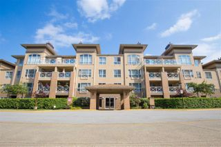 """Main Photo: 409 2558 PARKVIEW Lane in Port Coquitlam: Central Pt Coquitlam Condo for sale in """"CRESCENT AT REEVE"""" : MLS®# R2401117"""