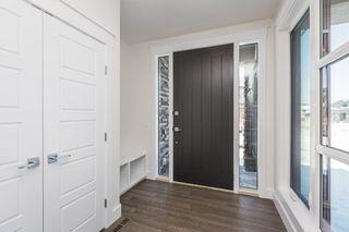 Photo 2: 7211 MAY Road in Edmonton: Zone 14 House Half Duplex for sale : MLS®# E4192593
