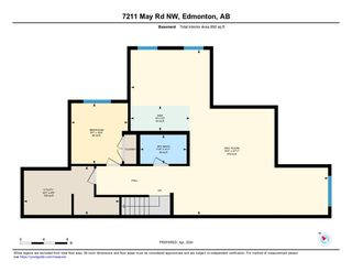 Photo 40: 7211 MAY Road in Edmonton: Zone 14 House Half Duplex for sale : MLS®# E4192593