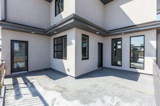 Photo 30: 7211 MAY Road in Edmonton: Zone 14 House Half Duplex for sale : MLS®# E4192593