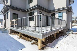 Photo 31: 7211 MAY Road in Edmonton: Zone 14 House Half Duplex for sale : MLS®# E4192593