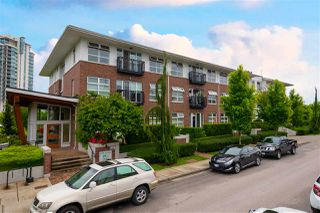 "Photo 4: 307 215 BROOKES Street in New Westminster: Queensborough Condo for sale in ""DUO AT PORT ROYAL"" : MLS®# R2456749"