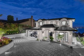 Main Photo: 2320 PALMERSTON Avenue in West Vancouver: Dundarave House for sale : MLS®# R2468225