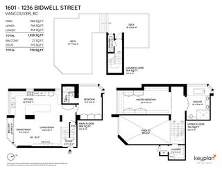 Photo 40: 1601 1236 BIDWELL Street in Vancouver: West End VW Condo for sale (Vancouver West)  : MLS®# R2467975