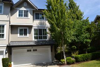 "Photo 1: 89 2450 161 A Street in Surrey: Grandview Surrey Townhouse for sale in ""Glenmore"" (South Surrey White Rock)  : MLS®# R2478173"