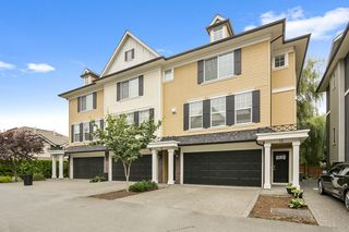 """Photo 1: 12 1640 MACKAY Crescent: Agassiz Townhouse for sale in """"The Langtry"""" : MLS®# R2493420"""