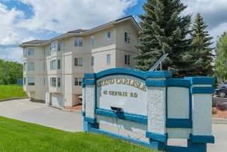 Photo 1: 206 45 GERVAIS Road: St. Albert Condo for sale : MLS®# E4215143
