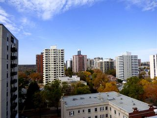 Main Photo: 1103 9930 113 Street in Edmonton: Zone 12 Condo for sale : MLS®# E4216416