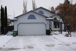 Photo 45: 12 Harcourt Crescent: St. Albert House for sale : MLS®# E4221446