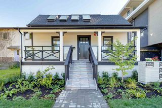 Photo 1: 1016 E 7TH AVENUE in Vancouver: Mount Pleasant VE Townhouse for sale (Vancouver East)  : MLS®# R2517210