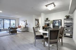 Photo 5: 111 3730 50 Street NW in Calgary: Varsity Apartment for sale : MLS®# A1052222