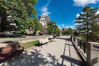 Photo 28: 402 11826 100 Avenue in Edmonton: Zone 12 Condo for sale : MLS®# E4178081