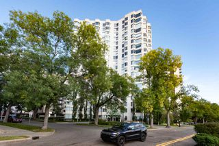 Photo 1: 402 11826 100 Avenue in Edmonton: Zone 12 Condo for sale : MLS®# E4178081