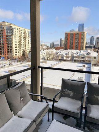 Photo 9: 509 10235 112 Street in Edmonton: Zone 12 Condo for sale : MLS®# E4179096