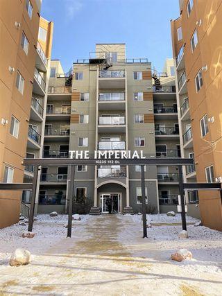 Photo 2: 509 10235 112 Street in Edmonton: Zone 12 Condo for sale : MLS®# E4179096