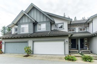 Main Photo: 40 2200 PANORAMA Drive in Port Moody: Heritage Woods PM Townhouse for sale : MLS®# R2419601