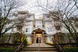 "Main Photo: 111 1969 WESTMINSTER Avenue in Port Coquitlam: Glenwood PQ Condo for sale in ""THE SAPPHIRE"" : MLS®# R2420019"