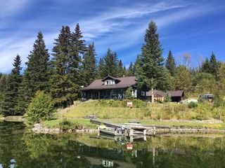 Main Photo: 7816 BELL Road in Bridge Lake: Bridge Lake/Sheridan Lake House for sale (100 Mile House (Zone 10))  : MLS®# R2438168