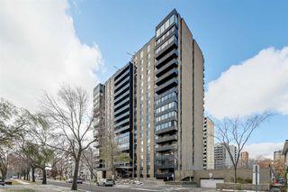 Photo 1: 1005 10160 115 Street in Edmonton: Zone 12 Condo for sale : MLS®# E4218853