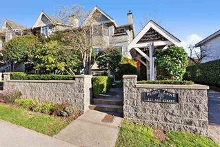 "Main Photo: 17 221 ASH Street in New Westminster: Uptown NW Townhouse for sale in ""PENNY LANE"" : MLS®# R2531968"