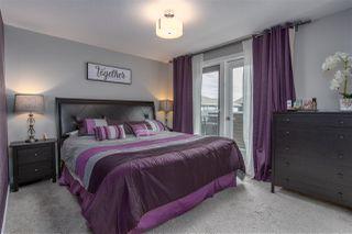 Photo 17: 14 1480 WATT Drive in Edmonton: Zone 53 Townhouse for sale : MLS®# E4176509