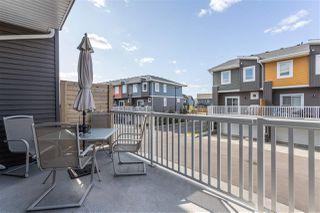 Photo 21: 14 1480 WATT Drive in Edmonton: Zone 53 Townhouse for sale : MLS®# E4176509