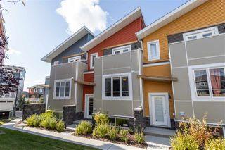 Photo 25: 14 1480 WATT Drive in Edmonton: Zone 53 Townhouse for sale : MLS®# E4176509