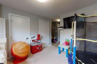Photo 23: 14 1480 WATT Drive in Edmonton: Zone 53 Townhouse for sale : MLS®# E4176509