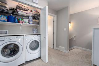 Photo 11: 14 1480 WATT Drive in Edmonton: Zone 53 Townhouse for sale : MLS®# E4176509