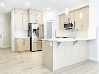 Photo 2: 38 JUNEAU Way: St. Albert House Half Duplex for sale : MLS®# E4182131