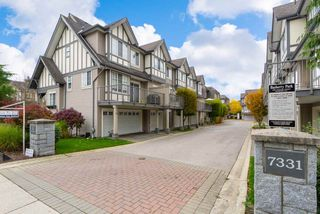 """Main Photo: 41 7331 HEATHER Street in Richmond: McLennan North Townhouse for sale in """"Baywest Park"""" : MLS®# R2434243"""