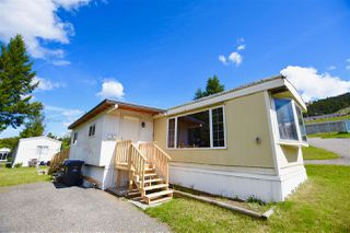 "Photo 1: 5 770 N 11TH Avenue in Williams Lake: Williams Lake - City Manufactured Home for sale in ""FRAN-LEE TRAILER PARK"" (Williams Lake (Zone 27))  : MLS®# R2465544"