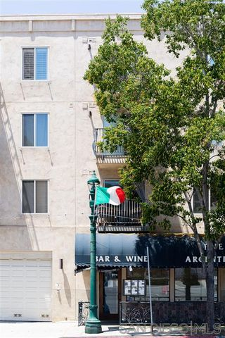 Photo 18: DOWNTOWN Condo for sale : 2 bedrooms : 801 W Hawthorn St #207 in San Diego