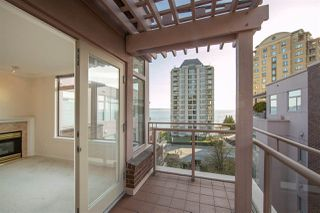 "Photo 8: 503 2271 BELLEVUE Avenue in West Vancouver: Dundarave Condo for sale in """"THE ROSEMONT ON BELLEVUE"""" : MLS®# R2498080"