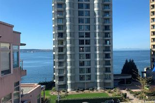 "Photo 3: 503 2271 BELLEVUE Avenue in West Vancouver: Dundarave Condo for sale in """"THE ROSEMONT ON BELLEVUE"""" : MLS®# R2498080"