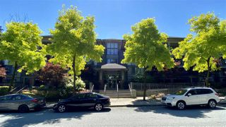 """Main Photo: 210 2468 ATKINS Avenue in Port Coquitlam: Central Pt Coquitlam Condo for sale in """"BORDEAUX"""" : MLS®# R2507178"""