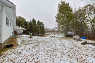 Photo 30: 2 1510 PARKLAND Drive: Rural Parkland County House for sale : MLS®# E4218926