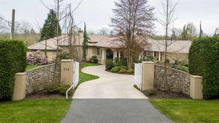 "Main Photo: 598 194 Street in Surrey: Hazelmere House for sale in ""Ellenbrook Estates"" (South Surrey White Rock)  : MLS®# R2422585"