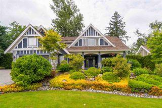 "Main Photo: 3701 DEVONSHIRE Drive in Surrey: Morgan Creek House for sale in ""MORGAN CREEK"" (South Surrey White Rock)  : MLS®# R2426029"