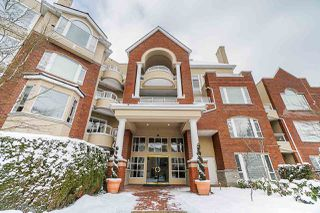 "Photo 1: 404 5262 OAKMOUNT Crescent in Burnaby: Oaklands Condo for sale in ""St Andrews"" (Burnaby South)  : MLS®# R2428720"