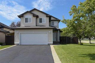 Main Photo: 20 BRIARWOOD Point: Stony Plain House for sale : MLS®# E4186414