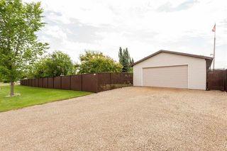 Photo 38: 20 BRIARWOOD Point: Stony Plain House for sale : MLS®# E4186414