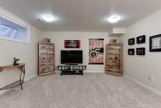 Photo 35: 20 BRIARWOOD Point: Stony Plain House for sale : MLS®# E4186414